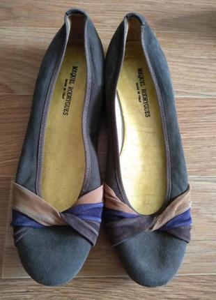 Итальянские  туфли/балетки