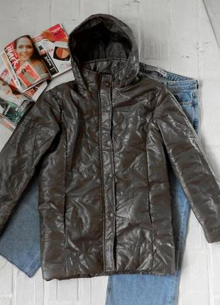 Распродажа! легкая весенняя куртка на кнопках