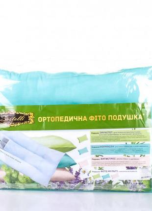 """Ортопедическая подушка. фитоподушка """"нормасон""""."""