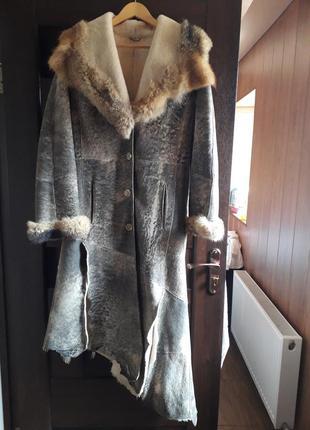 Натуральная дубленка, пальто, плащ