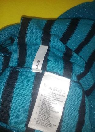 H&m свитер светр туника 8-10років4 фото