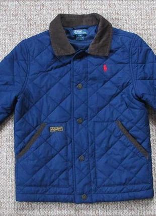 Ralph lauren детская куртка стеганка оригинал