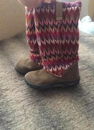 Деми ботинки keen