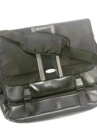 Месенджер для ноутбука ручная поклажа samsonite lp 2 in 1 mesbag