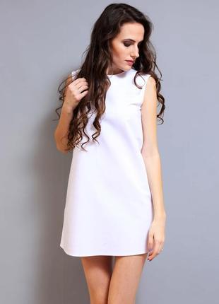 Платье короткое casual (короткий рукав)1