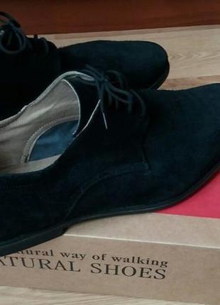 Чоловічі туфлі 47розмір
