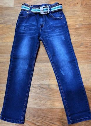 Джинсовые брюки для мальчиков ke yi qi