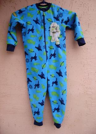 Теплый человечек,пижама
