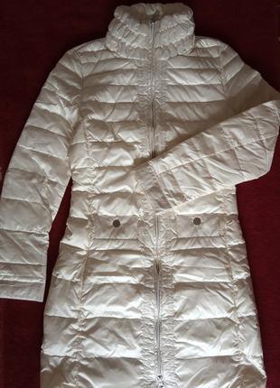 Шикарное пальто - пуховик laurel р.xs. новая демисезонная куртка