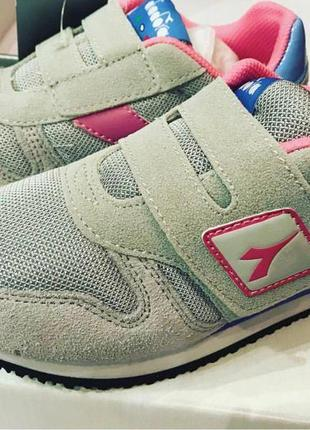 Оригинальные кроссовки diadora