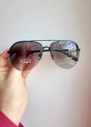 Стильные очки капля авиатор