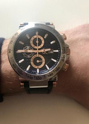 Новые мужские часы gc {артикул y37004g7}3