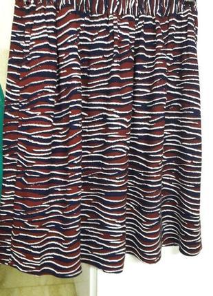 Шикарная юбочка с карманами