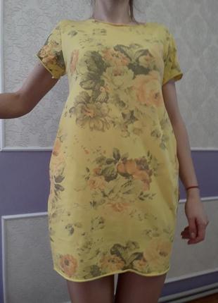 Літнє платтячко