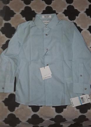 #розвантажуюсь calvin klein стильная рубашка на 5 лет