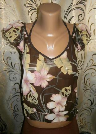 Женская шифоновая блуза ax paris