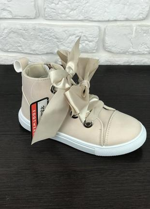 Демисезонные ботинки, кеды, сникерс