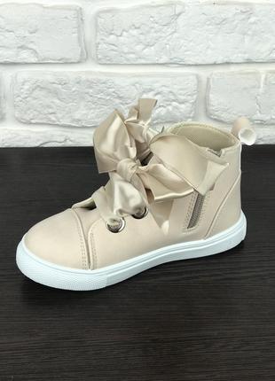 Демисезонные ботинки, кеды, сникерс2