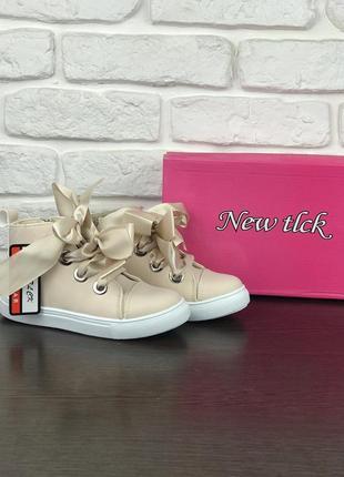 Демисезонные ботинки, кеды, сникерс3