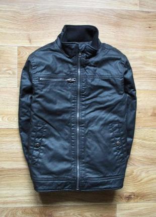 Куртка - кожзам