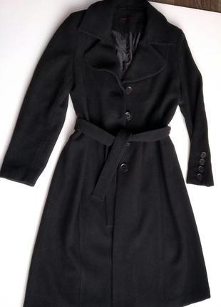 Качественное, трендовое , шерстяное пальто