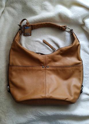 Оригинальная кожаная сумка tignanello сша