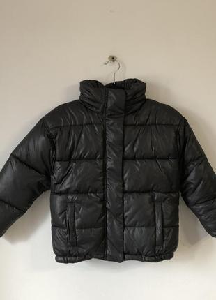 Тепла оверсайз куртка next - 9 років