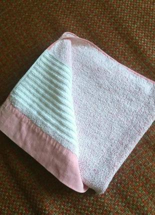 Махровое полотенце 50см на 100см