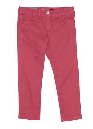 Новые розовые джинсы для девочки, ovs kids, 6734845
