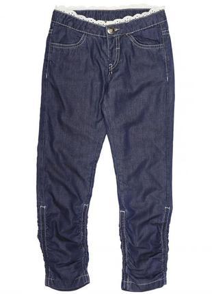 Новые джинсы на подкладке для девочки, ovs kids, 2804195