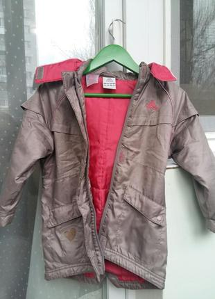 Куртка-пальтишко adidas, 98-104