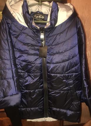 Куртка , весна , трансформер