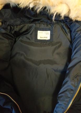 Куртка пуховик для мальчика3 фото