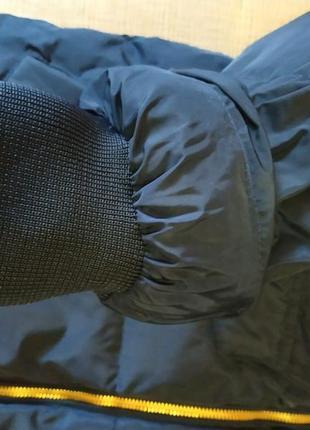Куртка пуховик для мальчика4 фото