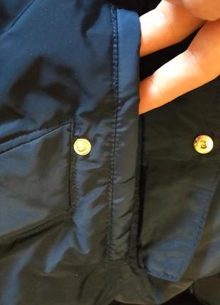 Куртка пуховик для мальчика5 фото