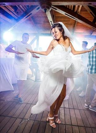 e5fa6ea4b3a Короткие свадебные платья 2019 - купить недорого вещи в интернет ...