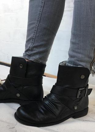 Сапоги ботинки демисезонные