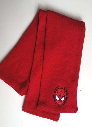 Шарф человек-паук spider-man 5-8 лет.