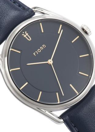 Оригинал fjord denmark новые брендовые мужские / унисекс наручные часы2 фото