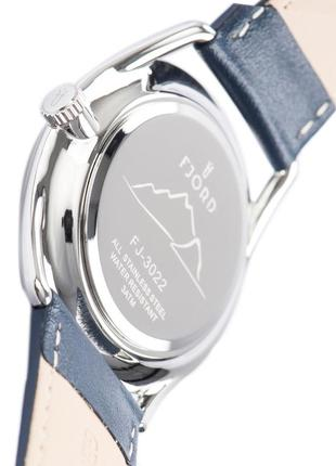 Оригинал fjord denmark новые брендовые мужские / унисекс наручные часы3 фото
