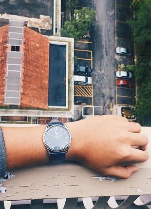 Оригинал fjord denmark новые брендовые мужские / унисекс наручные часы5 фото