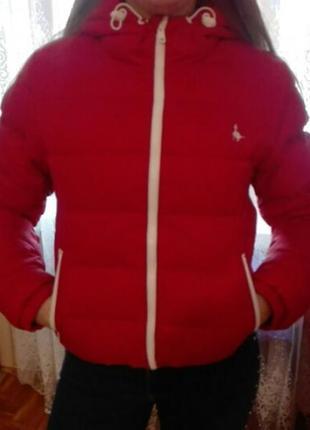 Коротка курточка весняна!3 фото