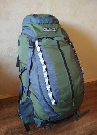 Рюкзак terra incognita volantor 90 туристический рюкзак