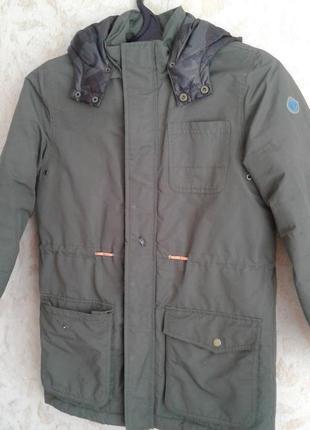 Куртка єврозима для підлітка 11-12 років
