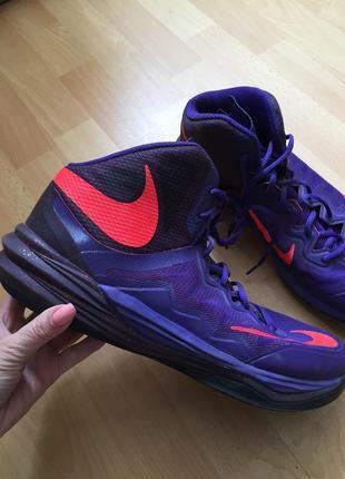 Баскетбольные кроссовки ботинки nike
