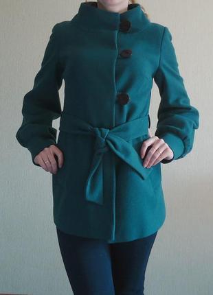 Фирменное пальто topshop, р.42-44, код p42012 фото