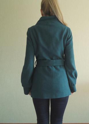 Фирменное пальто topshop, р.42-44, код p42013 фото