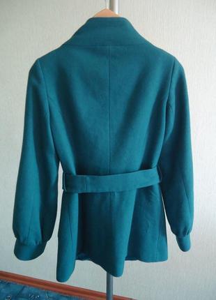 Фирменное пальто topshop, р.42-44, код p42016 фото
