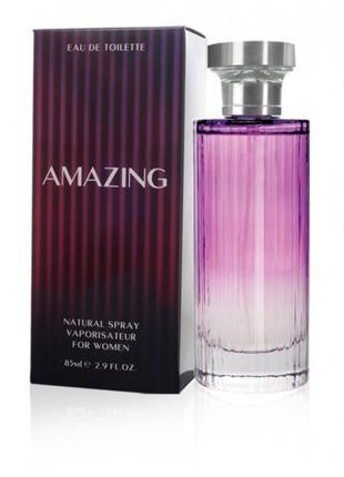 Женская парфумированная вода amazing farmasi