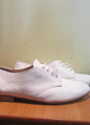 Туфли  мокасины лодочки балетки minelli р.37.натур.кожа.оригинал(сток)